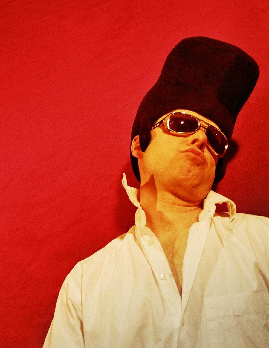Elvis Overtone (Marcel Wagner)