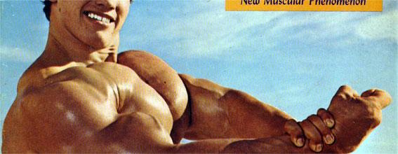 Arnold Schwarzenegger 1969