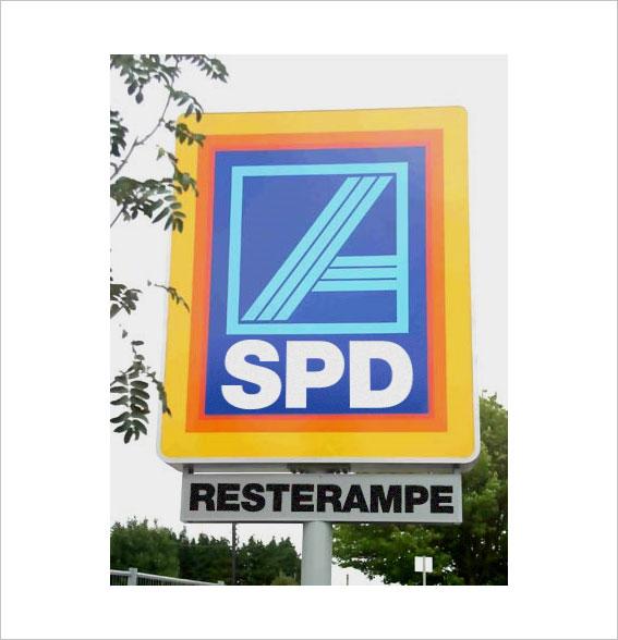 Die SPD-Resterampe