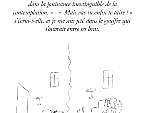Éric Chevillard – L'autofictif – 463